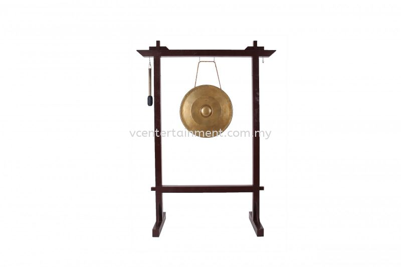 Gong with Stand Launching Gambit Kuala Lumpur (KL), Selangor, Malaysia. Rental | VC Entertainment Sdn Bhd