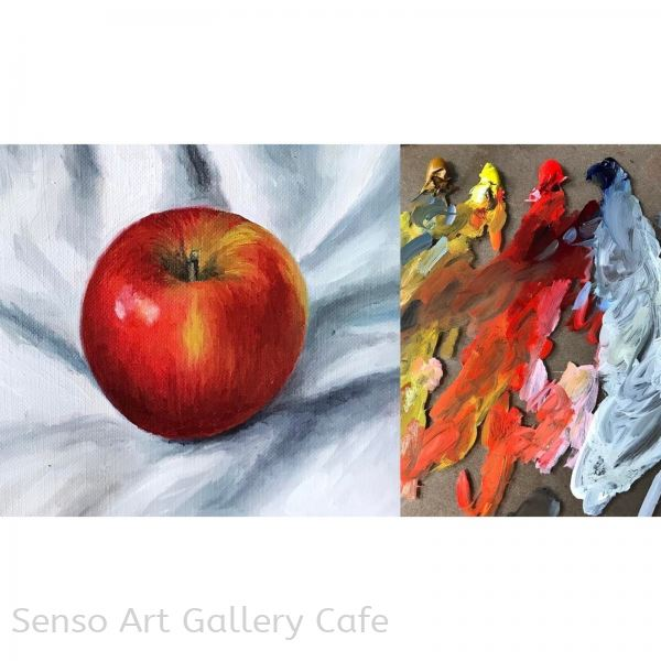 Oil Painting Workshop Johor Bahru (JB), Malaysia Workshop | Senso Art Gallery Cafe