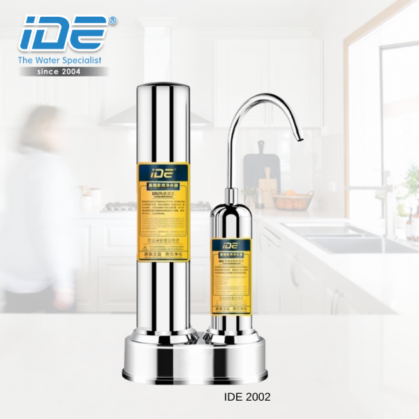IDE 2002 Hight-End Household Water Purifier Indoor Water Filter System Water Filtration System Johor Bahru JB Malaysia Supply, Supplier & Wholesaler | Ideallex Sdn Bhd