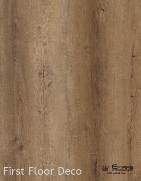 ES543 Mogok Oak EMPIRE SPC Flooring 5mm SPC - Stone Plastic Composite Penang, Malaysia Supplier, Installation, Supply, Supplies | First Floor Deco