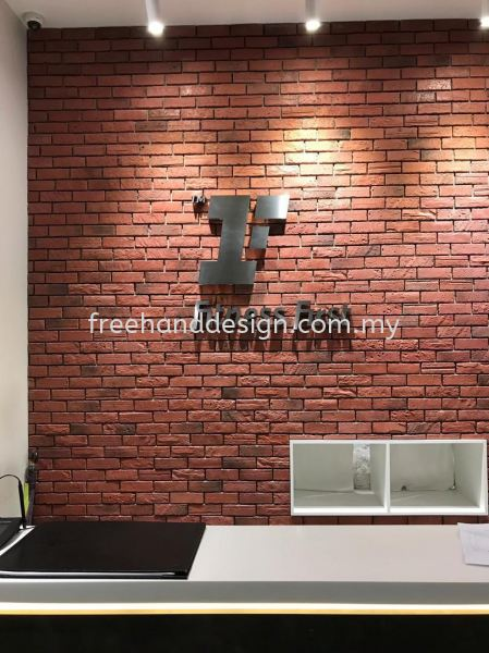 Stainless Steel 3D Box Up Without Light Kuala Lumpur (KL), Malaysia, Selangor, Kepong Supplier, Manufacturer, Supply, Supplies | Free Hand Design