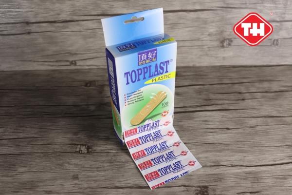 Topplast Plastic Strips - 100PCS Medical Device Products Penang, Malaysia, Simpang Ampat Supplier, Distributor, Supply, Supplies | THP Medical Sdn Bhd