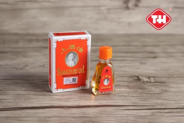 SIANGPURE OIL (MAL19986530X) - 3cc Agency Products Penang, Malaysia, Simpang Ampat Supplier, Distributor, Supply, Supplies | THP Medical Sdn Bhd