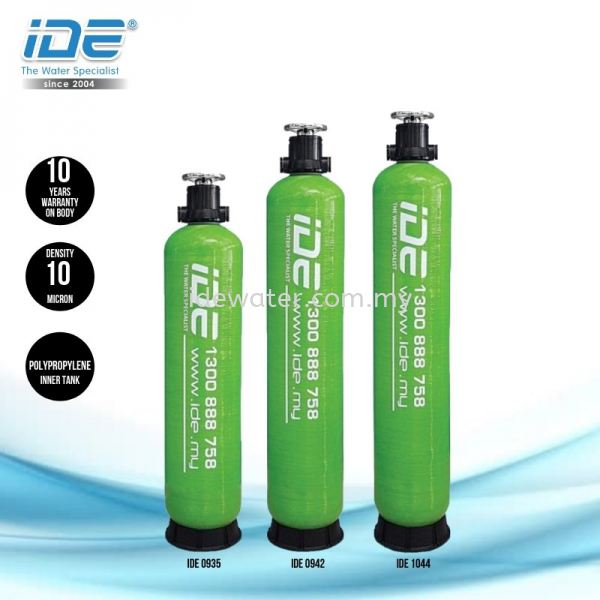 IDE FRB Water Filter Outdoor Water Filter System Johor Bahru (JB), Skudai, Malaysia. Suppliers, Supplier, Rental, Supply | IDE Water Industry Sdn Bhd