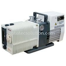 Alcatel 2021SD Oil Rotary Pump Vacuum Pump Overhaul Penang, Malaysia, Bayan Lepas Repair, Service | Atatec Solution Sdn Bhd