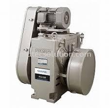 Ulvac PKS030 Oil Rotary Pump Vacuum Pump Overhaul Penang, Malaysia, Bayan Lepas Repair, Service | Atatec Solution Sdn Bhd