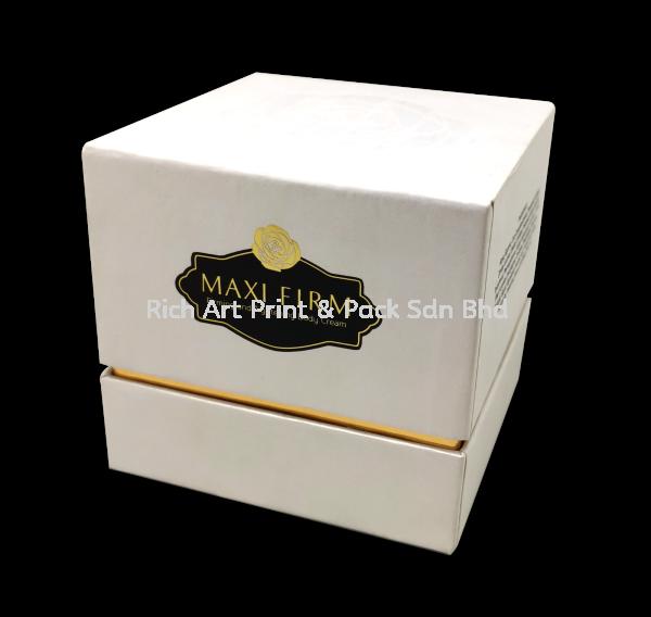 Cosmetic box Selangor, Malaysia, Kuala Lumpur (KL), Balakong Supplier, Suppliers, Supply, Supplies   Rich Art Print & Pack Sdn Bhd