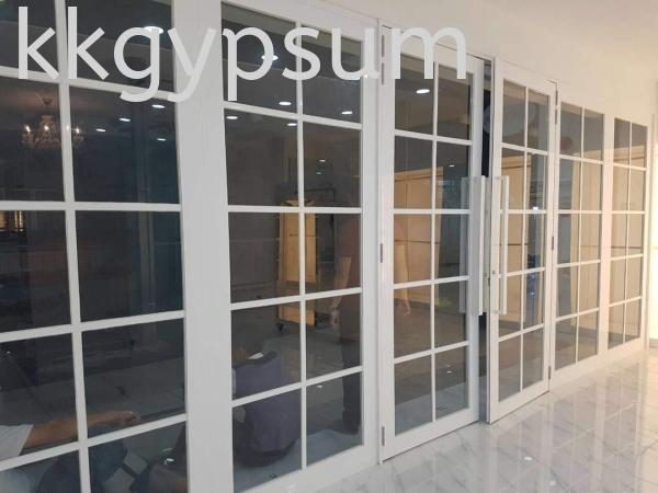 Design Of Tempered Glass Samples Of Work Malaysia, Selangor, Kuala Lumpur (KL), Petaling Jaya (PJ) Supplier, Suppliers, Supply, Supplies | K & K Gypsum Marketing Sdn Bhd