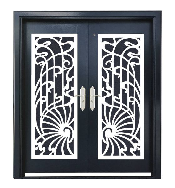 Modern Abstract Design Others Selangor, Malaysia, Kuala Lumpur (KL), Rawang Supplier, Suppliers, Supply, Supplies | Anya Security Door Enterprise