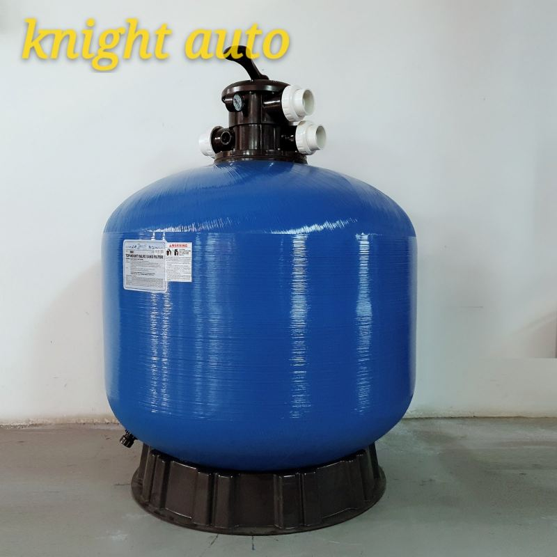 Jazzi Sand Filter 36'' c/w Top Mounted 2'' Multiport Valve ID31506