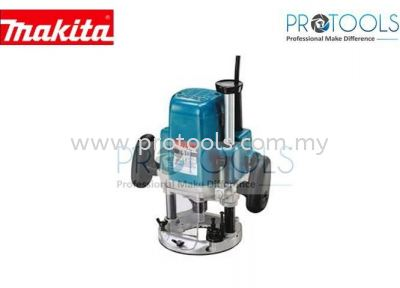 "Makita 3612BR 1,600W 65mm (2 3/8"") Plunge Router"