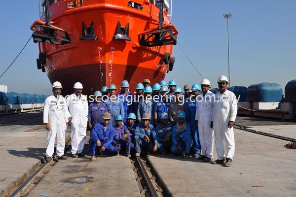 Manpower Supply (Onshore & Offshore) Manpower Supply Johor Bahru (JB), Malaysia, Masai Service | Navasco Engineering Sdn Bhd
