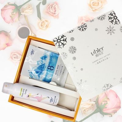 �건��ʢ�ı�ˬ��� Ubler Summer Chilly Gift Box
