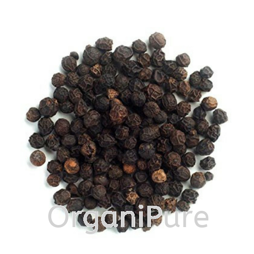 ORGANIC BLACK PEPPER WHOLE - NATURAL HERBS AND SPICES ORGANIC FOOD PRODUCTS Selangor, Malaysia, Kuala Lumpur (KL), Shah Alam Supplier, Suppliers, Supply, Supplies | Organipure Sdn Bhd
