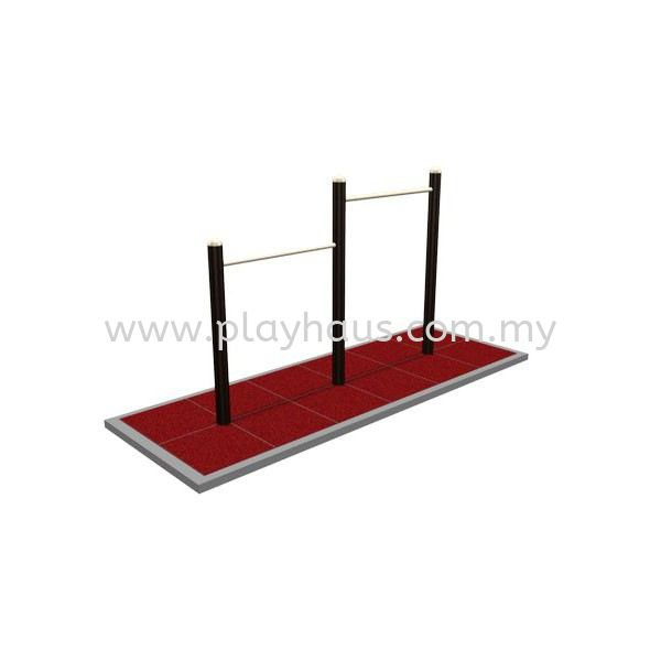 PH- Spring Up Bar Essential Outdoor Gym Equipments Independent Items Malaysia, Selangor, Kuala Lumpur (KL), Shah Alam Supplier, Manufacturer, Supply, Supplies | Play Haus Sdn Bhd