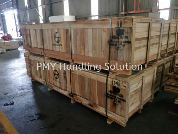 Wood Case Pallet New Wooden Pallet Timber / Wooden Pallet Selangor, Kuala Lumpur, KL, Malaysia. Supplier, Suppliers, Supply, Supplies | PMY Handling Solution