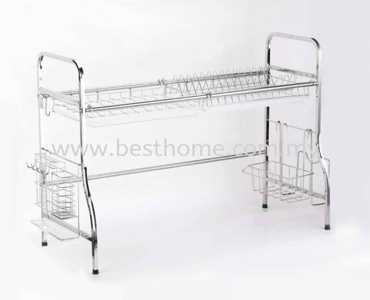 Dish Rack GDR 2930N Dish Rack Kitchen Accessories Johor Bahru (JB), Malaysia, Johor Jaya Supplier, Suppliers, Supply, Supplies | Best Home Kitchen & Bathroom Solution