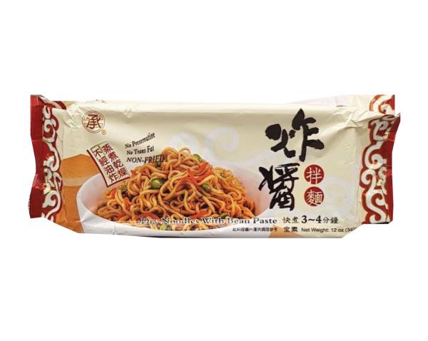 Dry Noodles with Bean Paste Noodles RICE & NOODLES Malaysia, Selangor, Kuala Lumpur (KL), Petaling Jaya (PJ) Manufacturer, Wholesaler, Supplier, Importer | Matahari Sdn Bhd