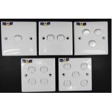 C-Classic Series Flush Switches Switches Penang, Malaysia, Butterworth Supplier, Suppliers, Supply, Supplies | KSE Electrical Sdn Bhd