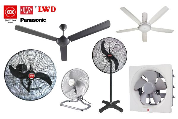 fan Fan Penang, Malaysia, Butterworth Supplier, Suppliers, Supply, Supplies | KSE Electrical Sdn Bhd
