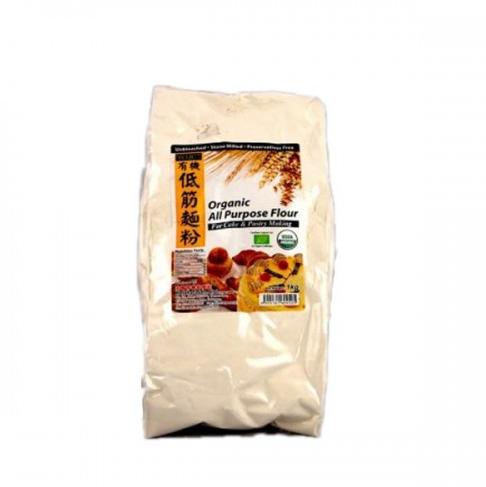 Yoji Organic All Purpose Flour Flour FLOURS & BAKING AIDS  Malaysia, Selangor, Kuala Lumpur (KL), Petaling Jaya (PJ) Manufacturer, Wholesaler, Supplier, Importer   Matahari Sdn Bhd