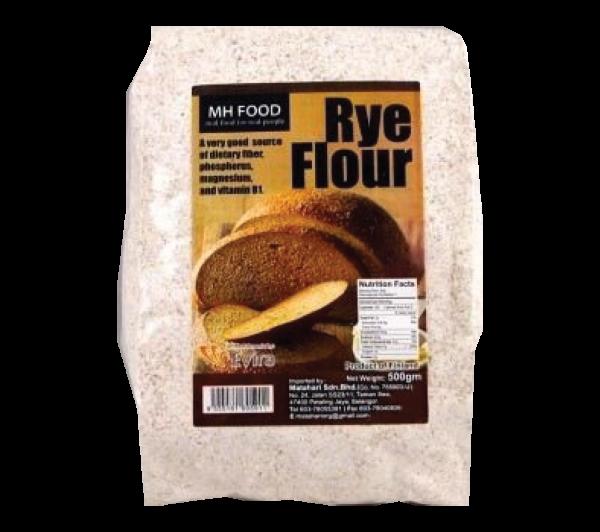 MH Food Organic Rye Flour Flour FLOURS & BAKING AIDS  Malaysia, Selangor, Kuala Lumpur (KL), Petaling Jaya (PJ) Manufacturer, Wholesaler, Supplier, Importer | Matahari Sdn Bhd