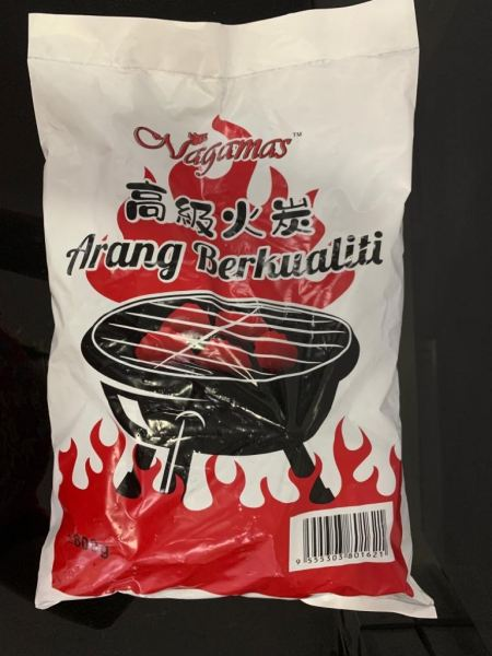 Charcoal 800g / 3kg 9801 / 7029  Charcoal Malaysia, Johor Wholesaler, Supplier, Supply, Supplies | Bio Clean Wholesale Sdn Bhd