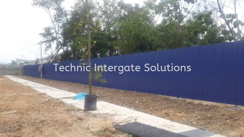 Hoarding Signage Kuala Lumpur (KL), Malaysia, Selangor, Mont Kiara Manufacturer, Supplier, Supply, Supplies | Intergate Solutions Sdn Bhd