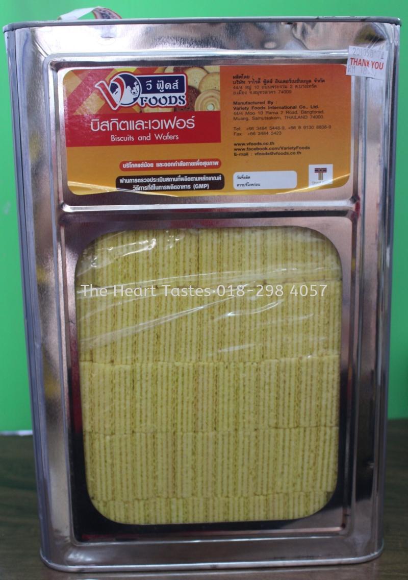 Thailand Durian Flavour Wafer