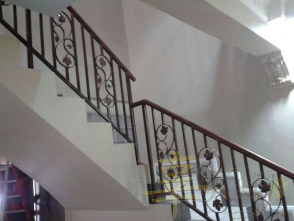 Wrought Iron Fencing Staircase Selangor, Malaysia, Kuala Lumpur (KL), Semenyih Service, Contractor, Supplier, Supply | K & Y Awning Renovation