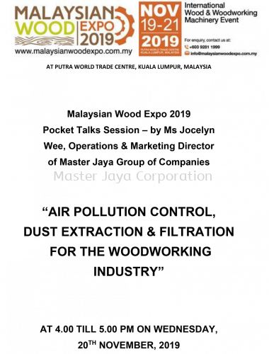 AIR POLLUTION CONTROL,DUST EXTRACTION & FILTRATION FOR THE WOODWORKING INDUSTRY