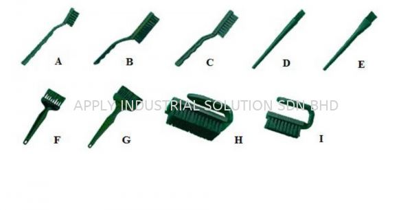 Conductive Brush Cleanroom Consumables Penang, Malaysia, Butterworth Supplier, Wholesaler, Supply, Supplies   Apply Industrial Solution Sdn Bhd
