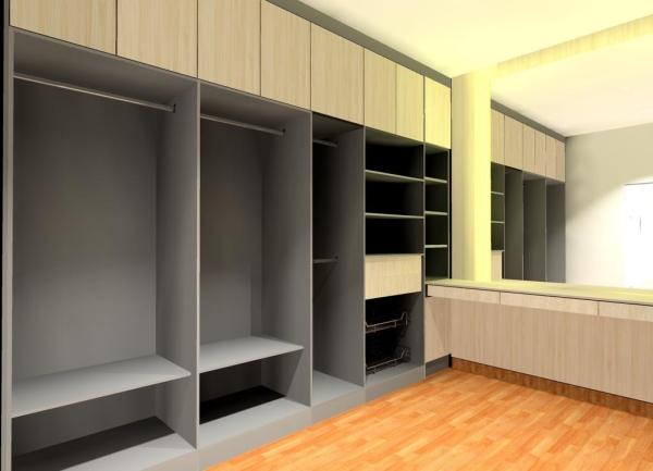 Build In Wardrobe Selangor, Shah Alam, Malaysia, Kuala Lumpur (KL) Service, Contractor | ECO U TEN CONSTRUCTION SDN BHD