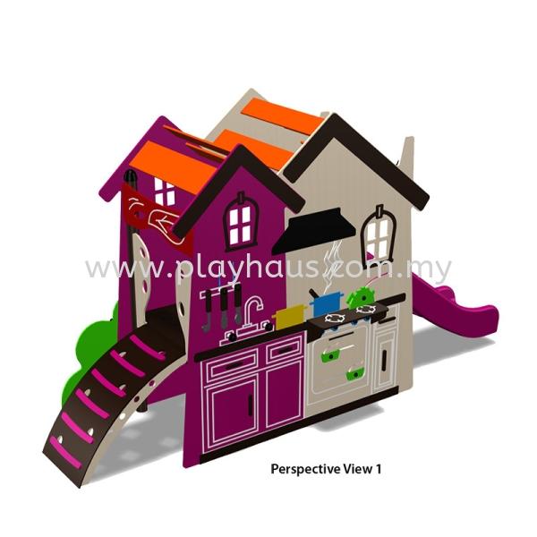 PH - Kitchen House Theme Children Playground Equipments Malaysia, Selangor, Kuala Lumpur (KL), Shah Alam Supplier, Manufacturer, Supply, Supplies | Play Haus Sdn Bhd