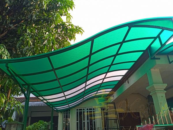 Mild Steel Polycarbonate Skylight Skylight Selangor, Malaysia, Kuala Lumpur (KL), Semenyih Service, Contractor, Supplier, Supply | K & Y Awning Renovation