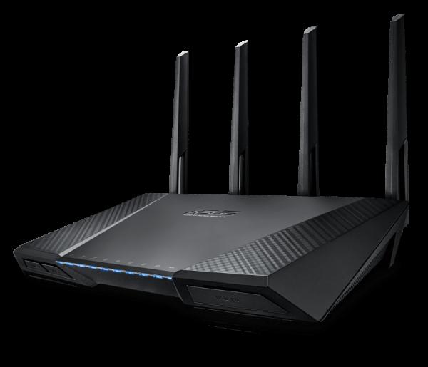 Asus Router WL 2400 RT-AC87U Wireless Rental Selangor, Malaysia, Kuala Lumpur (KL), Subang Jaya Supplier, Rental, Supply, Supplies | TH IT RESOURCE CENTRE SDN BHD