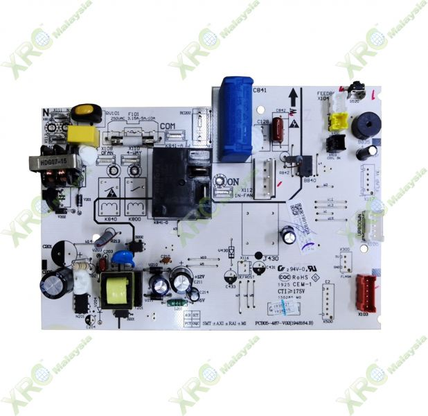 AN13DBG HISENSE AIR CONDITIONING PCB BOARD PCB BOARD AIR CONDITIONING SPARE PARTS Johor Bahru JB Malaysia Manufacturer & Supplier | XET Sales & Services Sdn Bhd