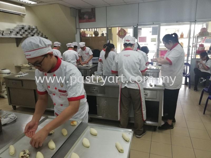 Patisserie Full Time Course Johor Bahru (JB), Malaysia, Desa Tebrau Course, Class   Pastry Art & Culinary Academy Sdn Bhd