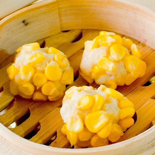 Corn Ball Steamed Selection CANNING DIM SUM RETAIL PRODUCTS Malaysia, Perak, Penang, Kuala Lumpur (KL), Selangor Manufacturer, Supplier, Supply, Supplies   Team Some Sdn Bhd