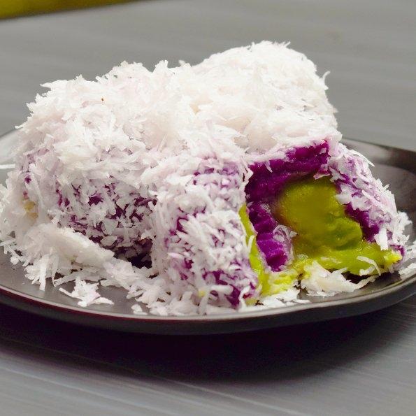 Purple Sweet Potato Ball Cold Dessert TEAM SOME PRODUCTS Malaysia, Perak, Penang, Kuala Lumpur (KL), Selangor Manufacturer, Supplier, Supply, Supplies | Team Some Sdn Bhd