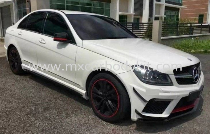 MERCEDES BENZ W204 C63 BLACK SERIES BODYKIT W204 (C CLASS) MERCEDES BENZ Johor, Malaysia, Johor Bahru (JB), Masai. Supplier, Suppliers, Supply, Supplies | MX Car Body Kit