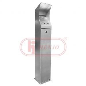 Ashtray Bins - AS-1019S-G Hygienic Ashtray Bin / Stands Malaysia, Selangor, Kuala Lumpur (KL), Semenyih Distributor, Supplier, Supply, Supplies | Evershine Stainless Steel Sdn Bhd