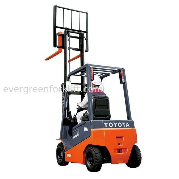 Toyota 8FBN15 每 30 Electric Powered Forklift Toyota New Forklift Johor Bahru (JB), Malaysia, Ulu Tiram Supplier, Rental, Supply, Supplies | Evergreen Forklift Sdn Bhd