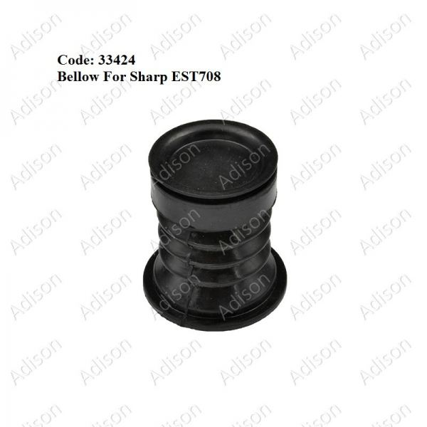 Code: 33424 Bellow For Sharp EST708 Bellow / Valve Packing Washing Machine Parts Melaka, Malaysia Supplier, Wholesaler, Supply, Supplies | Adison Component Sdn Bhd