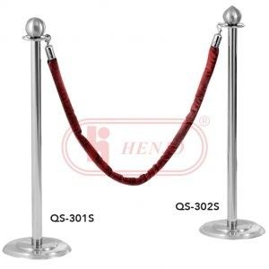 Queue Up Stand - QS-301S | QS-302S Q-Up Stands & Sign Stands Malaysia, Selangor, Kuala Lumpur (KL), Semenyih Distributor, Supplier, Supply, Supplies | Evershine Stainless Steel Sdn Bhd