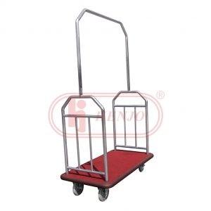 Baggage Trolley - TY-103S Trolleys / House Keeping Equipments Malaysia, Selangor, Kuala Lumpur (KL), Semenyih Distributor, Supplier, Supply, Supplies | Evershine Stainless Steel Sdn Bhd