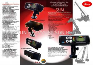NEW PRODUCT FOR CRANE