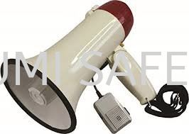 MEGAPHONE HAILER WITH RECHARGEABLE BATTERY Others Protection Selangor, Kuala Lumpur (KL), Puchong, Malaysia Supplier, Suppliers, Supply, Supplies   Bumi Nilam Safety Sdn Bhd