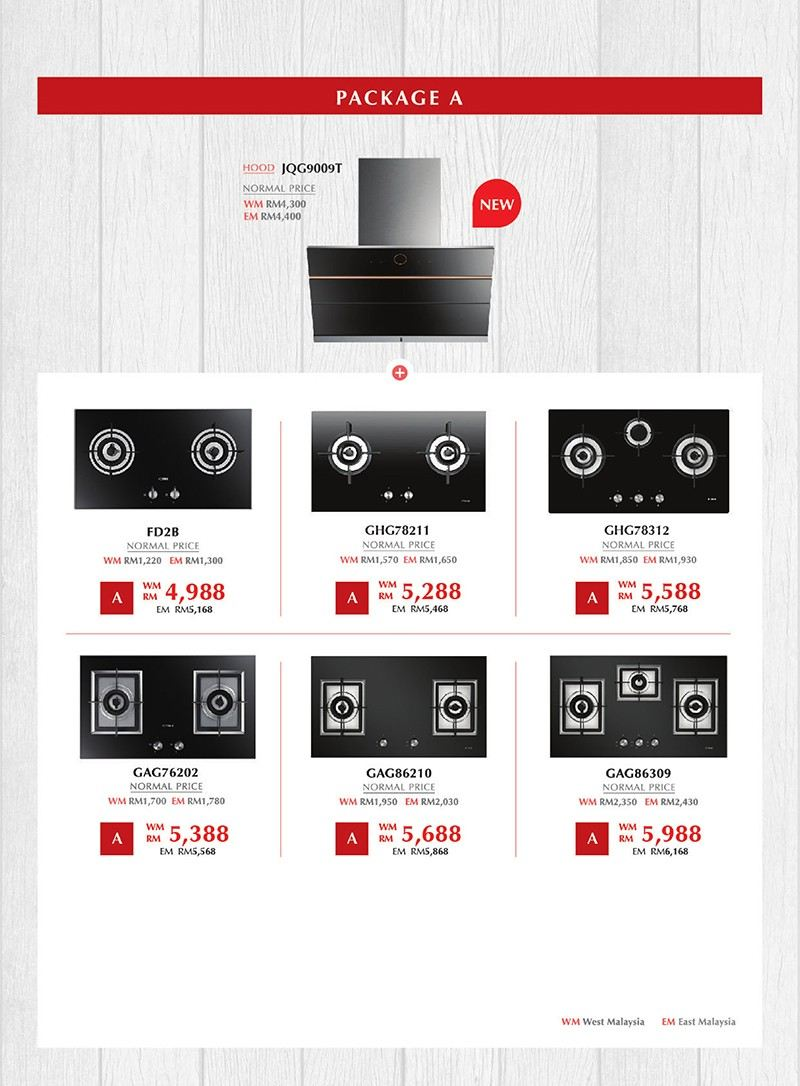 Package A Package Fotile Electrical Appliances Selangor, Malaysia, Kuala Lumpur (KL), Shah Alam Contractor, Services, Supplier, Company | Reno Concept Sdn Bhd
