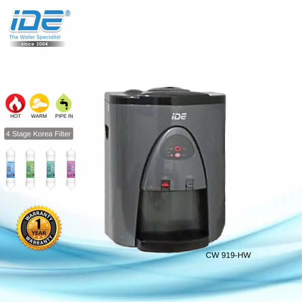 CW 919 Water Dispenser (Hot&Warm) Direct Piping Water Dispenser Johor Bahru JB Malaysia Supply, Supplier & Wholesaler | Ideallex Sdn Bhd